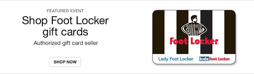 Gift Cards- Footlocker