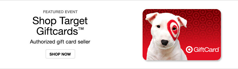 Gift Cards-Target
