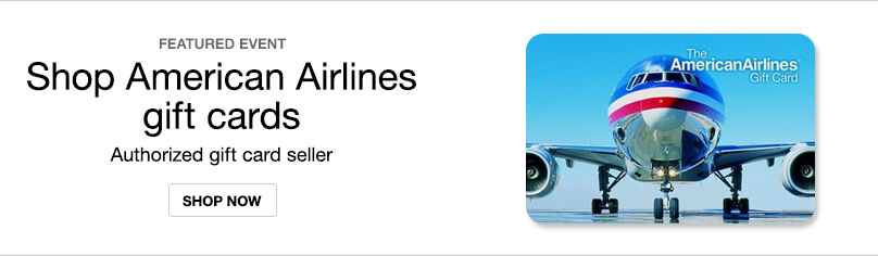 Gift Cards-American Airlines