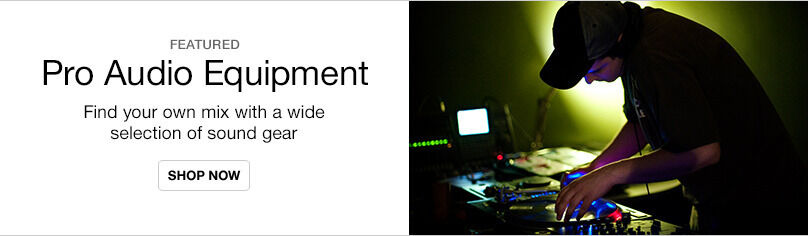 VP_Pro Audio Equipment