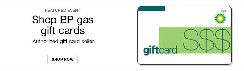 Gift Cards - BP Gas Card