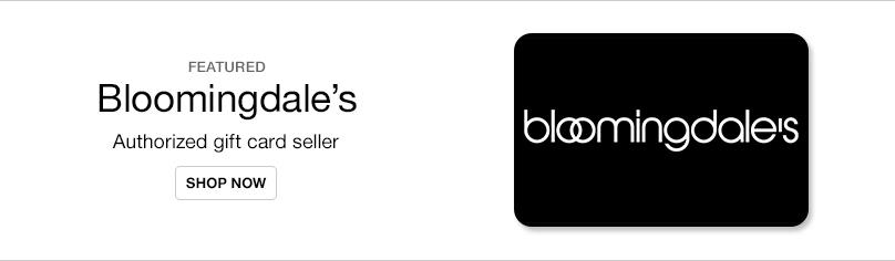 VP_Gift Cards- Bloomingdale's