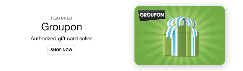 VP_Gift Cards- Groupon