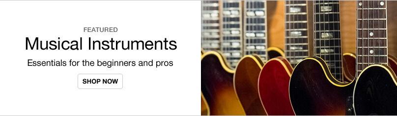 VP_Musical Instruments & Gear