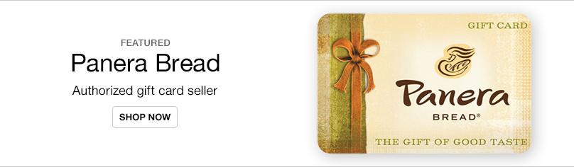 VP_Gift Cards- Panera Bread