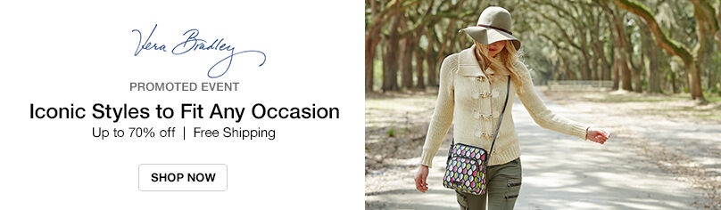 Vera Bradley: Iconic Styles to Fit Any Occasion