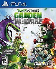 Plants vs. Zombies: Garden Warfare, Sony PlayStation 4, Like new