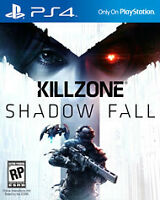 KILLZONE SHADOW FALL FOR PS4