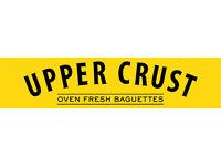 Team Leader - Upper Crust - Edinburgh Waverley Station