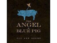 Sous Chef - The Angel & Blue Pig, Lymington