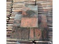 Reclaimed acme roof tiles