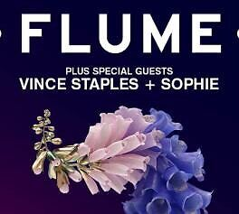 FLUME TICKETS SYDNEY Mona Vale Pittwater Area Preview