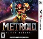 Metroid PAL Video Games