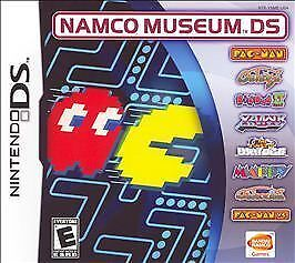 Namco Museum DS Nintendo DS, 2007 game Only  - $4.00