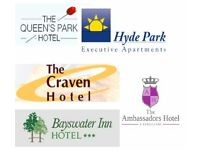Accounts Assistant for 3* Hotel in West London. £18,720 per annum