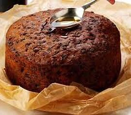 FREE CAKE BOOK - Rum Fruit Cake (Baking Workshop)