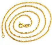 Fine Gold Chain