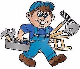 House maintenance,plumbing electrical,painting decorating,garden jobs
