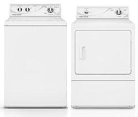 HUEBSCH Commercial washer and Dryer for Home Use!