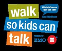 Walk so Kids Can Talk (Kids Help Phone)