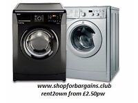 Refurbished Washing machine £99 comes with 12 months warranty free delivery and conection
