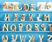 Winnie The Pooh Alphabet Letters