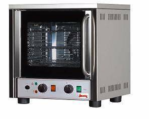 440SS BENCH TOP CONVECTION OVEN - MADE IN ITALY Clyde Parramatta Area Preview