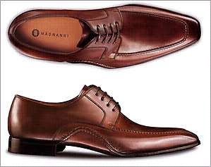 NEW Mens size 15 (EU49) All leather (incl sole) designer shoes