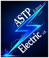 ASTP & Sons Electric Ltd – Lighting Specialist