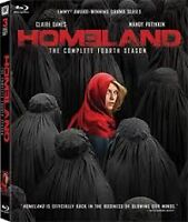 Homeland Season 4 - DVD set