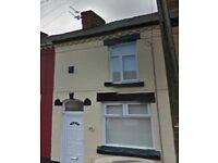 46 Sedley Street 2 bedroom house £90 per week.