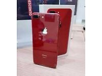 💥💥📲📲 SPECIAL EID OFFER 💥💥📲📲APPLE IPHONE 8 PLUS RED UNLOCKED BRAND
