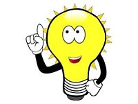 Electrician- available evenings and weekends