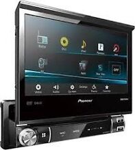 PIONEER FLIP UP DVD PLAYER 1 MONTH OLD DVD/BLUETOOH/MP3/IPOD/CD $700 Narellan Camden Area Preview
