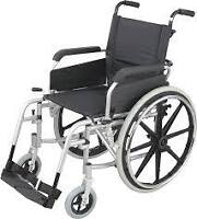BRAND NEW WHEELCHAIR FOR SALE.