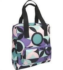 ROXY French Touch Tote Bag Aster Purple