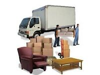 CHEAP BIG VAN & MAN 24/7 Removals service house,flat,office, commercial move nationwide& waste clear