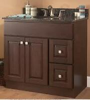 EnjoyHome Beautiful solid wood vanity Fall Promotions!!!