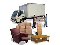 CHEAP BIG VAN & MAN 24/7 last minute removal service house,flat,office,commercial move & waste clear