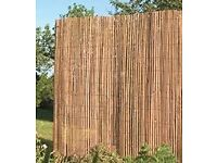 Bargain! New bamboo fence - £ 6
