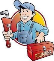 Certified Plumber for Hire July 29- Aug 12