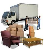 MOVERS AVAILABLE FOR TOMORROW / & NEXT DAY CALL 647-808-1234