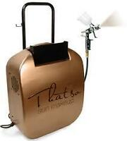 Sunless Spray Tanning - Air Brush Sunless Tanning Equipment