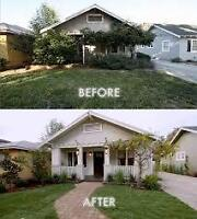 Has your yard become an OVERGROWN, WEEDY MESS???