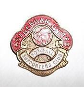Rotherham Badge
