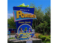 Pontins Brean Sands, Somerset. 4 Chalets available. Read for info.