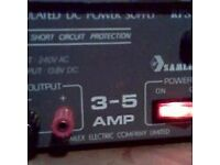CB Raduo Power Supply
