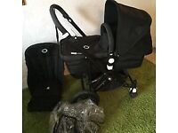 Bugaboo Cameleon 2 - Black (Limited Edition)