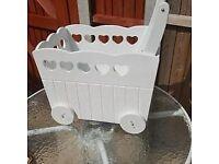 White Carriage