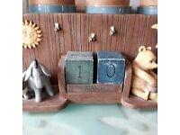 Winnie The Pooh Block Calendar